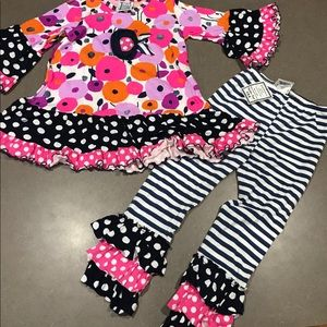 Matching set MIs-Tee-V-Us sz 4/5